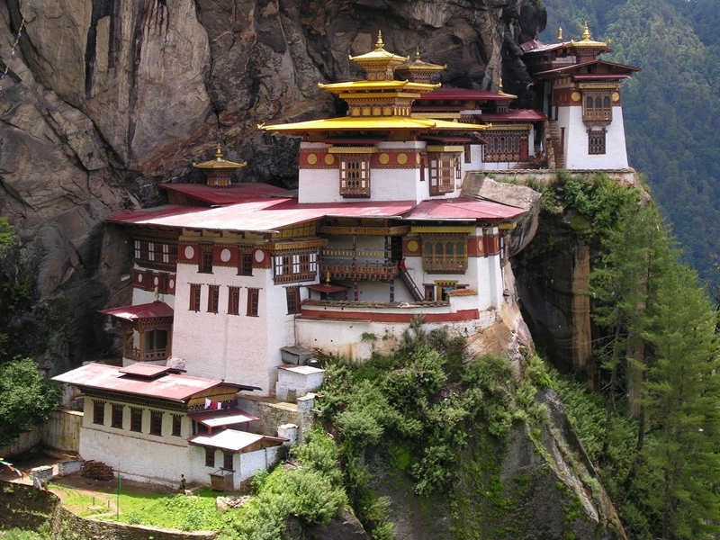 Bhutan Tourist Places Bhutan Tour Packages Amp Quotes