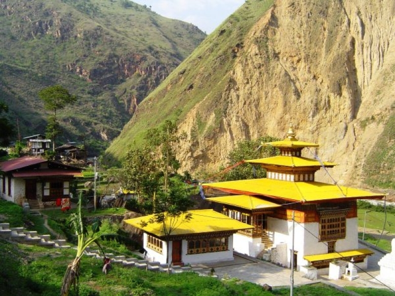 bhutan tour packages