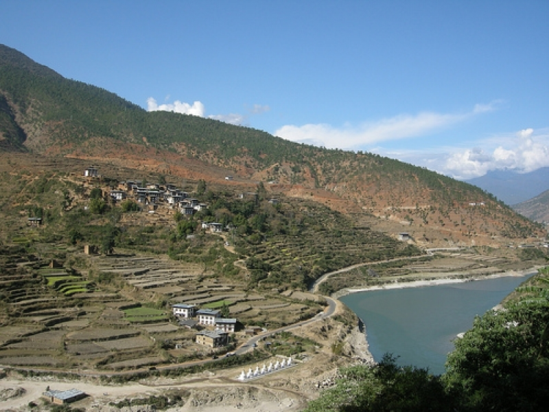 bhutan tourist places