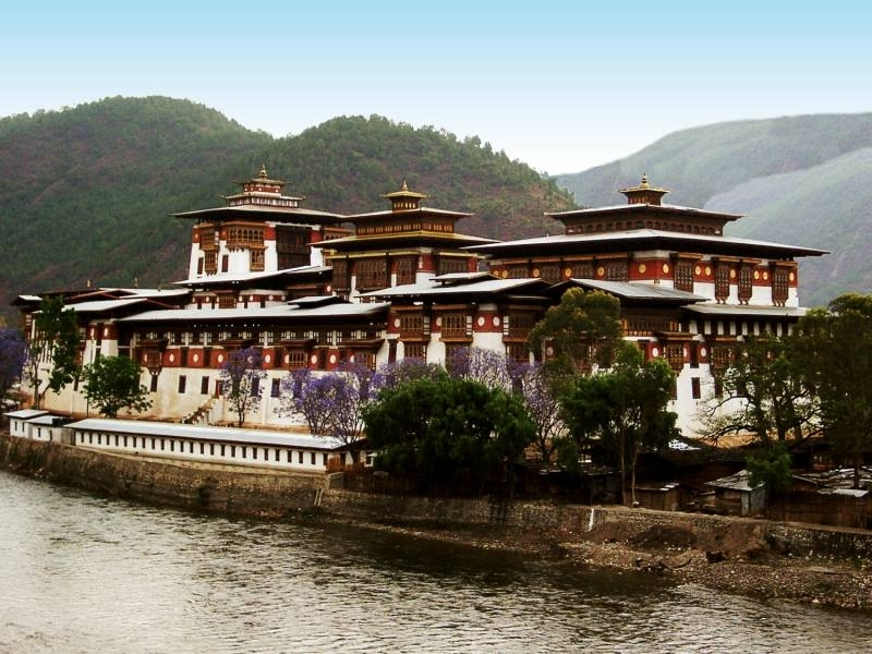 travel destination in bhutan