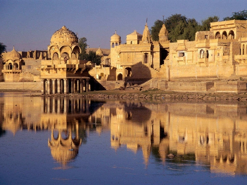 classical tour to india