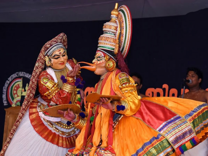 south india dance