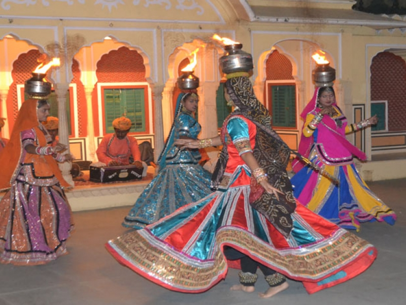 dance in north india