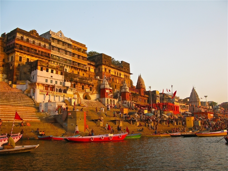 Land of Tigers and Holi Ganges