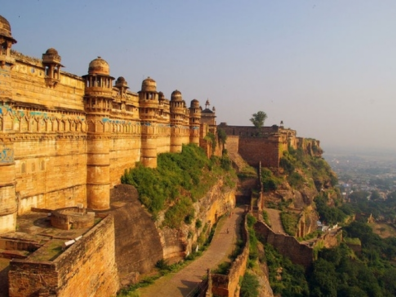 Forts & Palaces in Rajasthan