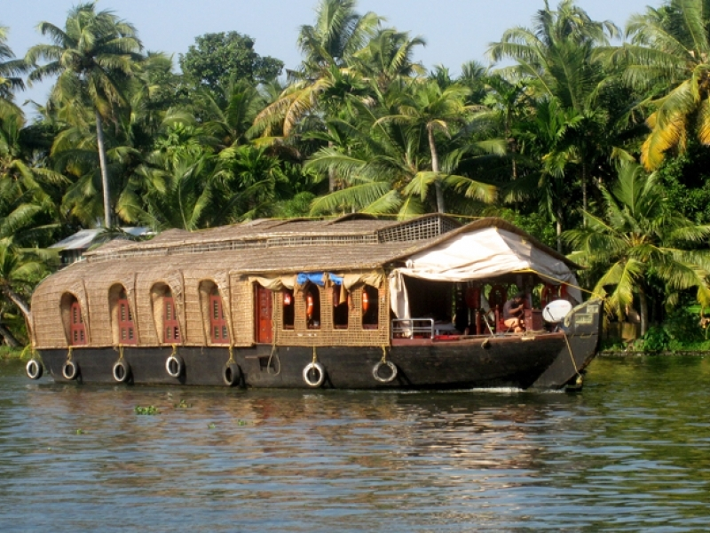 Kerela Backwater Tour