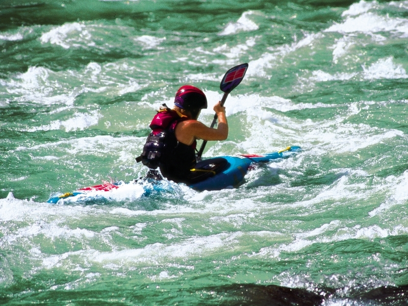 nepal rafting tour package