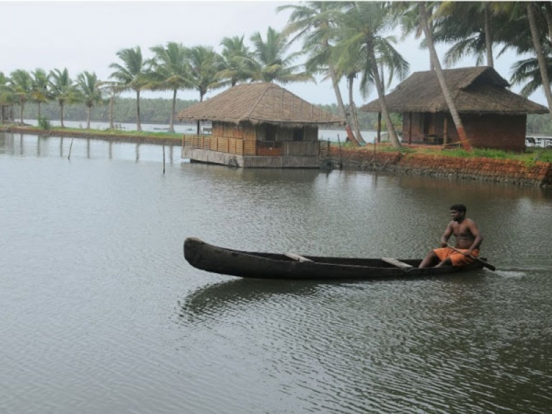 backwater tour in india