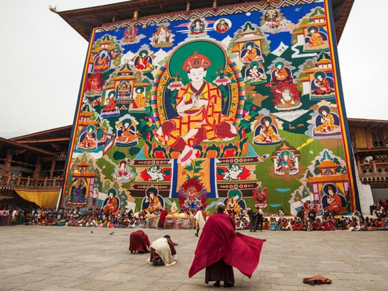 bhutan holiday