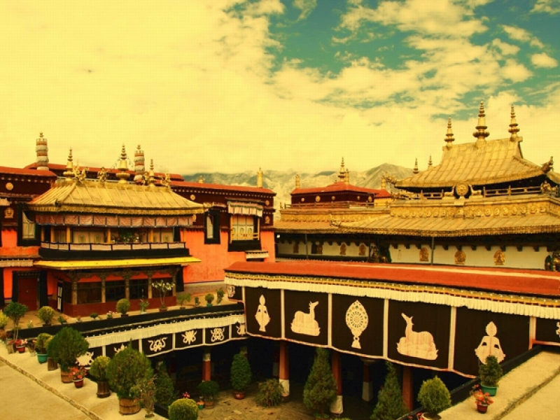 lhasa holy package