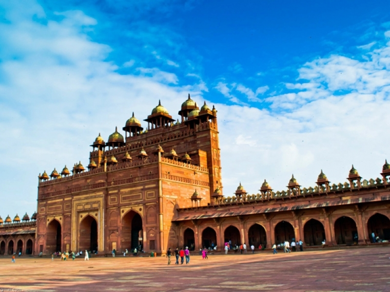 golden triangle tour and travel